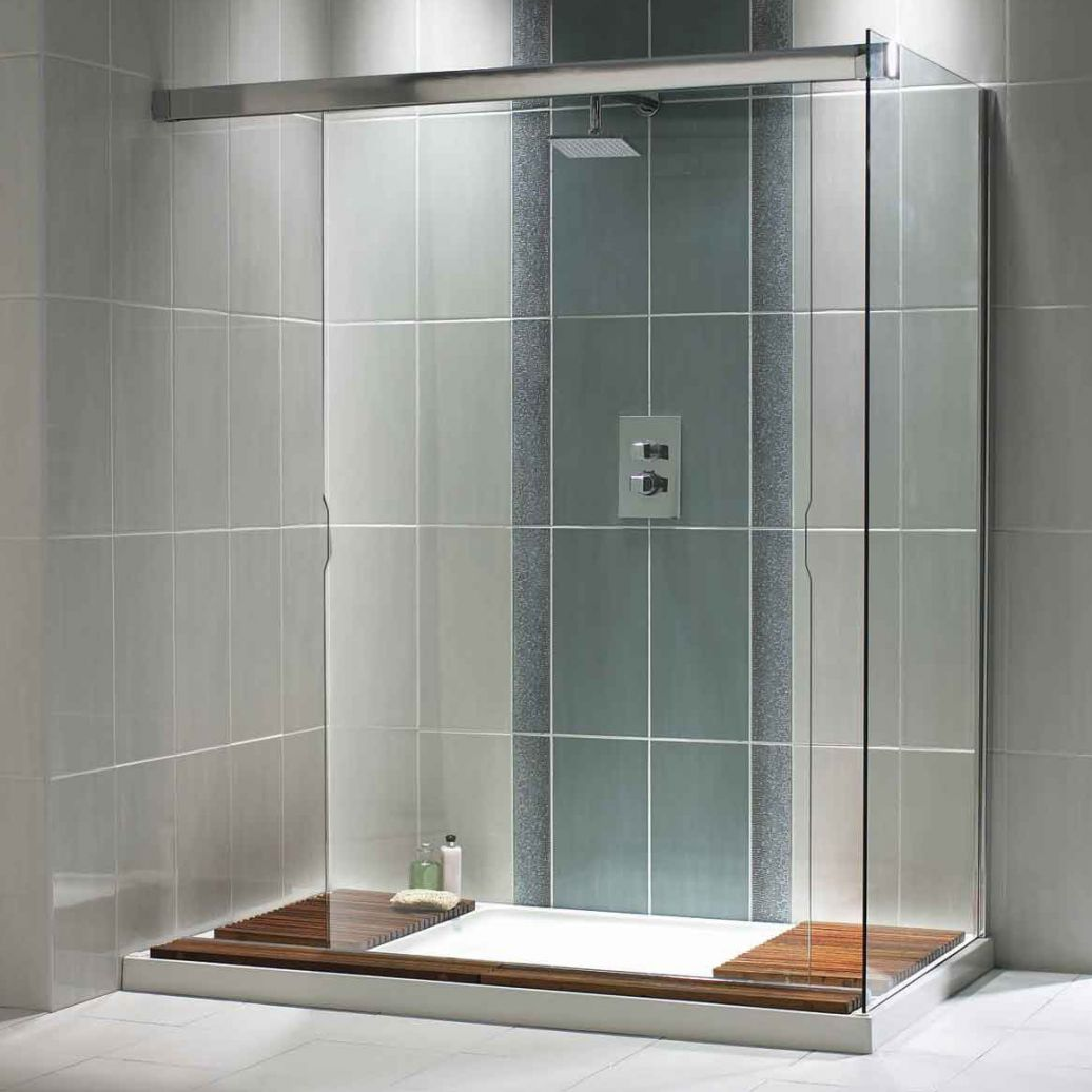 Design pictures images photos gallery modern bathroom for Modern glass bathroom