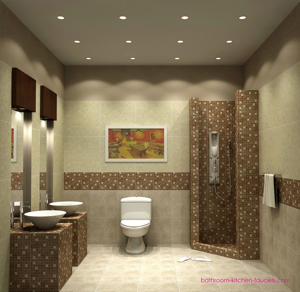 Small bathroom ideas 2012 on interior design news best agc wallpaper Interior design half bathroom