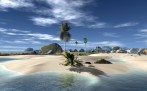 Permalink to 3D Beach Wallpaper