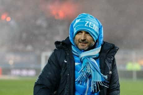 Roma Indeed Always There in the Heart Spalletti